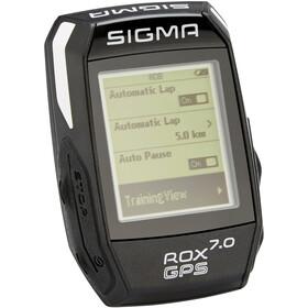 SIGMA SPORT ROX 7.0 Compteur GPS de vélo, black